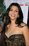 """HOLLYWOOD, CA. - December 03: Actress Vanessa Ferlito arrives at the Los Angeles premiere of """"Nothing Like The Holidays"""" at Grauman's Chinese Theater on December 3, 2008 in Hollywood, California."""