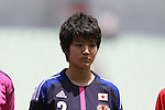 Shiori Kinoshita (JPN), .JUNE 17, 2012 - Football / Soccer : .International Friendly match between .Japan 1-0 U.S.A.at Nagai Stadium, Osaka, Japan. (Photo by Akihiro Sugimoto/AFLO SPORT) [1080]