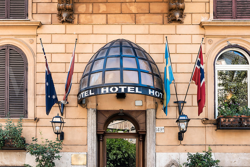 Hotel Quattro Fontane, Rome, Italy