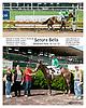 Señora Bella winning at Delaware Park on 6/13/13