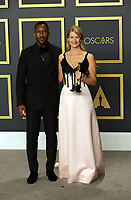 09 February 2020 - Hollywood, California -     Mahershala Ali, Laura Dern attend the 92nd Annual Academy Awards presented by the Academy of Motion Picture Arts and Sciences held at Hollywood & Highland Center. Photo Credit: Theresa Shirriff/AdMedia