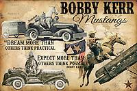 Bobby Kerr Poster