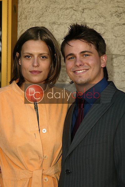 Marianna Palka and Jason Ritter<br />