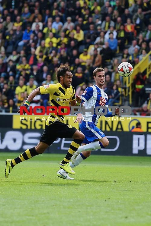 09.05.2015, Signal Iduna Park, Dortmund, GER, im Bild Pierre-Emerick Aubameyang (Borussia Dortmund #17) <br /> <br /> Foto &copy; nordphoto / Rauch