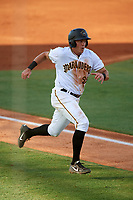 Bradenton Marauders first baseman Will Craig (22) runs home during a game against the Clearwater Threshers on July 24, 2017 at LECOM Park in Bradenton, Florida.  Bradenton defeated Clearwater 6-3  (Mike Janes/Four Seam Images)