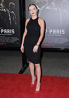 "05 February 2018 - Burbank, California - Francesa Eastwood. ""The 15:17 To Paris"" Los Angeles Premiere held at Warner Bros. Studios, SJR Theater. Photo Credit: Birdie Thompson/AdMedia"