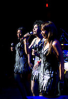 The Pointer Sisters perform with the Dallas Symphony Orchestra at the Meyerson Symphony Center at 8:59PM in Dallas, Texas, Friday, April 18, 2008. The Pointer Sisters, originally from oakland, California,  are a Grammy Award winning R&B group.  ..MATT NAGER/SPECIAL CONTRIBUTER