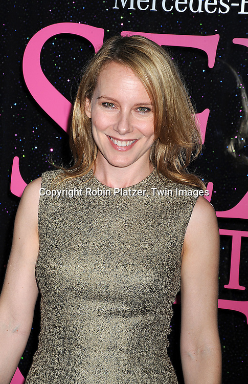 "Amy Ryan..posing for photographers at The New York Premiere of the ..""Sex and The City"" movie  on May 27, 2008 at Radio City Music Hall. ....Robin Platzer, Twin Images"