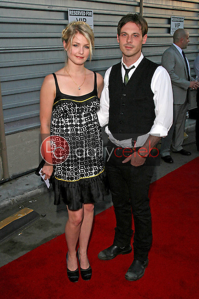Whitney Able and Scoot McNairy<br />