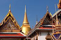 Bangkok's Grand Palace (Phra Borom Maha Ratcha Wang).