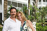 Thorsten Kaye and Susan Haskell at the 12th Annual SWFL SoapFest - A Night of the Stars to benefit Marco Island YMCA, theatre program & Art League of Marco Island on May 15, 2010  at Bistro Soleil at the historic at the Olde Marco Inn, Marco Island, FLA. (Photo by Sue Coflin/Max Photos)