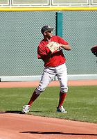 Jose Marte - Arizona Diamondbacks - 2009 spring training.Photo by:  Bill Mitchell/Four Seam Images