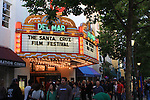 Del Mar Theatre,  Santa Cruz Film Festival