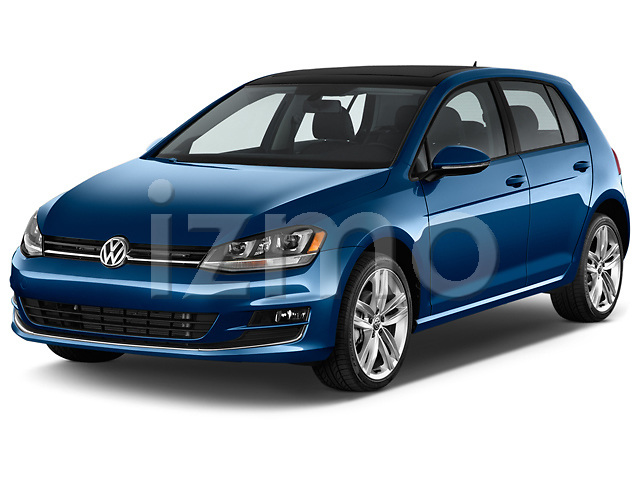 2015 Volkswagen Golf 5door