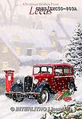 John, CHRISTMAS LANDSCAPES, WEIHNACHTEN WINTERLANDSCHAFTEN, NAVIDAD PAISAJES DE INVIERNO, paintings+++++,GBHSSXC50-803A,#XL# ,#161#
