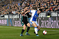 LEGANES vs REAL MADRIDL. COPA DEL REY.  2017/2018. QUARTER FINAL