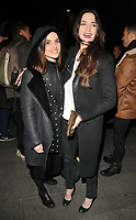 Charlotte Riley and Megan Maczko at the &quot;The Ninth Cloud&quot; film screening and Q&amp;A, Prince Charles cinema, Queen Leicester Place, London, England, UK, on Monday 12 February 2018.<br /> CAP/CAN<br /> &copy;CAN/Capital Pictures