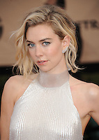 www.acepixs.com<br /> <br /> January 29 2017, LA<br /> <br /> Vanessa Kirby arriving at the 23rd Annual Screen Actors Guild Awards at The Shrine Expo Hall on January 29, 2017 in Los Angeles, California<br /> <br /> By Line: Peter West/ACE Pictures<br /> <br /> <br /> ACE Pictures Inc<br /> Tel: 6467670430<br /> Email: info@acepixs.com<br /> www.acepixs.com