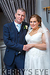Martina O'Connor and Mike Brown were Married at St. Mary's Church Asdee by Fr. Padraig Kennelly on Saturday 29th April 2017 with a reception at Ballyroe Heights Hotel