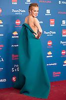Maria Castro attends to the photocall of the Gala Sida at Palacio de Cibeles in Madrid. November 21, 2016. (ALTERPHOTOS/Borja B.Hojas) //NORTEPHOTO.COM