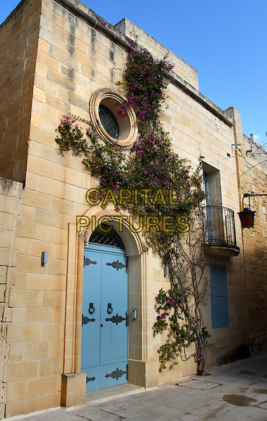 House in Mdina, Malta - on January 27th 2015<br /> CAP/ROS<br /> &copy;Steve Ross/Capital Pictures