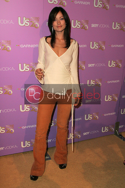 Olivia Wilde<br /> At US Weekly's Young Hollywood Hot 20 party, LAX, Hollywood, CA 09-16-05<br /> David Edwards/DailyCeleb.Com 818-249-4998