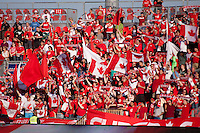 Canada Men's Soccer v Ecuador - June 1, 2011 - Fans, Supporters