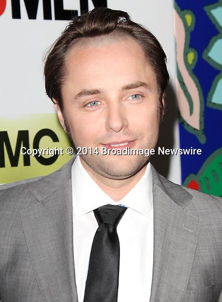 Pictured: Vincent Kartheiser<br /> Mandatory Credit &copy; Frederick Taylor/Broadimage<br /> &quot;Mad Men&quot; Season 7 Premiere <br /> <br /> 4/2/14, Hollywood, California, United States of America<br /> <br /> Broadimage Newswire<br /> Los Angeles 1+  (310) 301-1027<br /> New York      1+  (646) 827-9134<br /> sales@broadimage.com<br /> http://www.broadimage.com