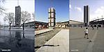 La trasformazione della Città in vista delle Olimpiadi 2006. La Torre Maratona dello Stadio Comunale.