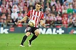 Football match during La Liga between the teams Athletic Club &. Real Madrid in San Mames Berria Stadium in Bilbao.<br /> Bilbao, 7/03/2015<br /> de marcos in actionPHOTOCALL3000 / DyD