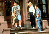 When Harry Met Sally... (1989) <br /> Meg Ryan, Billy Crystal &amp; Bruno Kirby<br /> *Filmstill - Editorial Use Only*<br /> CAP/KFS<br /> Image supplied by Capital Pictures