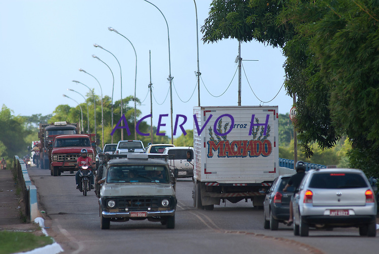 Ruas de Marabá.<br /> Marabá, Pará, Brasil.<br /> Foto Paulo Santos<br /> 30/03/2010