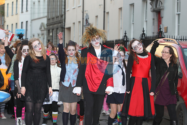 .at the spook parade..Picture: Fran Caffrey/www.newsfile.ie.