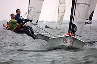 Spa Regatta 2002 - 49'er