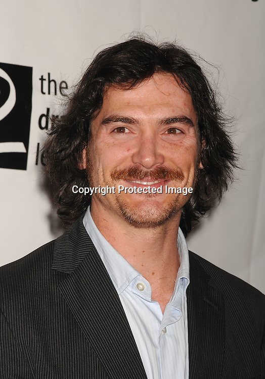 Billy Crudup ..posing for photographers at The Drama League Awards Ceremony and Luncheon on May 11, 2007 at The Marriott Marquis Hotel. ..Robin Platzer, Twin Images