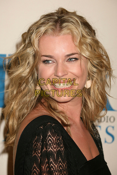 "REBECCA ROMIJN.MT & R's 24th Annual William S. Paley Television Festival, ""Ugly Betty"" at the Directors Guild, West Hollywood, California, USA..March 12th, 2007.headshot portrait .CAP/ADM/BP.©Byron Purvis/AdMedia/Capital Pictures"