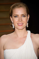 Amy Adams arriving for the 2014 Vanity Fair Oscars Party, Los Angeles. 02/03/2014 Picture by: James McCauley/Featureflash
