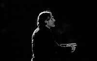 Wycombe Wanderers Manager Gareth Ainsworth during the Sky Bet League 2 match between Wycombe Wanderers and Plymouth Argyle at Adams Park, High Wycombe, England on 14 March 2017. Photo by Kevin Prescod / PRiME Media Images.