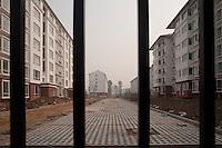 Suburban Building Development in Baodi, China.  © LAN