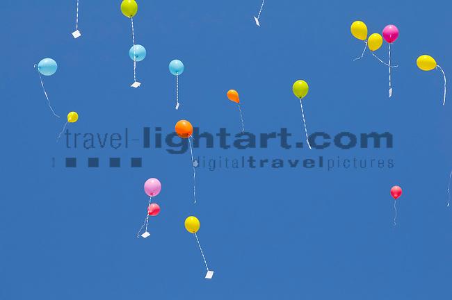 Balloons, Schellenberg, Liechtenstein
