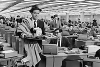 The Apartment (1960) <br /> Jack Lemmon <br /> *Filmstill - Editorial Use Only*<br /> CAP/MFS<br /> Image supplied by Capital Pictures
