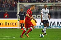 Holger Badstuber (VfB Stuttgart) - 30.09.2017: Eintracht Frankfurt vs. VfB Stuttgart, Commerzbank Arena