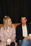 The Young and The Restless actors Melissa Ordway, Jason Thompson came together on February 16, 2019 for a fan q & a, meet and great with autographs and photo taking hosted by Soap Opera Festival's Joyce Becker at the Hollywood Casino in Columbus, Ohio. (Photos by Sue Coflin/Max Photos)