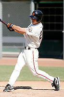 Karl Benusa - San Francisco Giants 2009 Instructional League .Photo by:  Bill Mitchell/Four Seam Images..