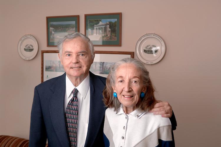 17237Portrait:Columbus: Marv and Ann White