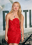 Izabella Miko  at The Columbia Pictures' Premiere of BATTLE: LOS ANGELES held at The Grauman's Chinese Theatre in Hollywood, California on March 08,2011                                                                               © 2010 Hollywood Press Agency