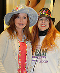 """Jacklyn Zeman """"Bobbie Spencer"""" - General Hospital poseswith Jane Elissa as they raise money for Leukemia and Cancer Research. Photo by Sue Coflin/Max Photos)"""