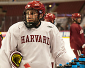 Phil Zielonka (Harvard - 72) - The Harvard University Crimson practiced at the United Center on Wednesday, April 5, 2017, in Chicago, Illinois.