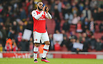 Arsenal's Alexandre Lacazette during the Premier League match at the Emirates Stadium, London. Picture date: 7th March 2020. Picture credit should read: Paul Terry/Sportimage