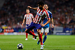 Diego Costa of Atletico de Madrid during UEFA Champions League match between Atletico de Madrid and Juventus at Wanda Metropolitano Stadium in Madrid, Spain. September 18, 2019. (ALTERPHOTOS/A. Perez Meca)